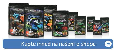 Krmivo pro rybičky SwissMed