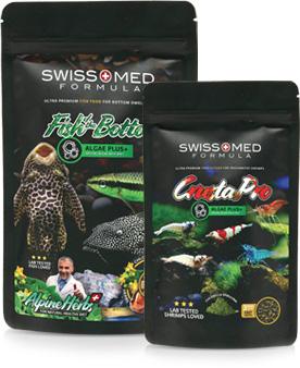 Akvarijní krmivo SwissMed